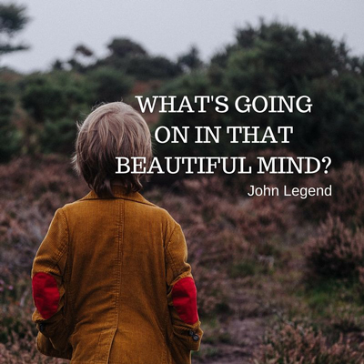 children with autism have beautiful minds