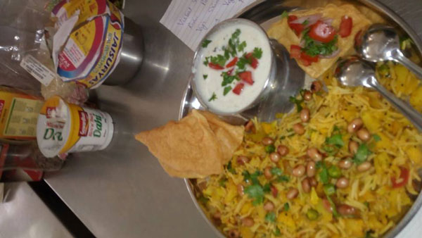 food cooked by children with autism in india