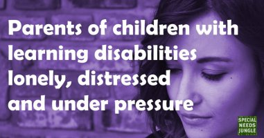 Parents-of-children-with-learning-disabilities-lonely-distressed-under-pressure