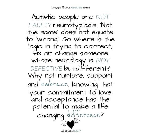 Quotes about autism spectrum Disorder