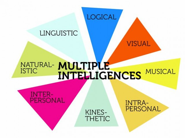 children with autism have multiple intelligences