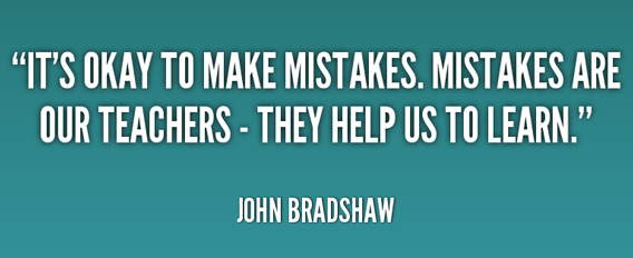 quotes make mistakes