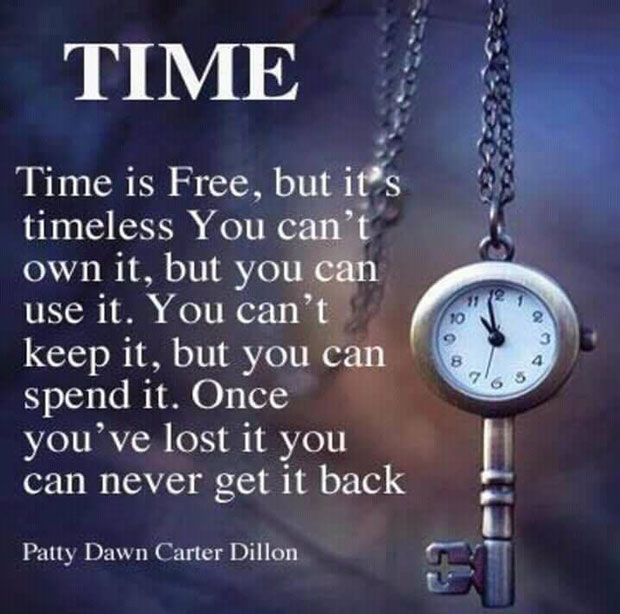time is the best healer